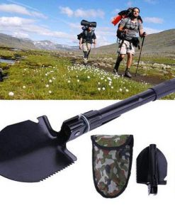 3 in 1 Multi-function Ultra Lightweight Survival Shovel