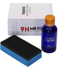 9H MR-Fix Ceramic Coating - Protect your Car, Truck, SUV Outdoors