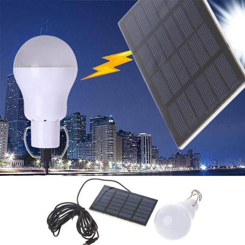 Super Useful 5000HRS Solar Powered Light Bulb