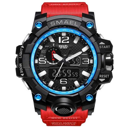The Adventurer Tactical Outdoors Watch - Stylish, Rugged, Waterproof 50m
