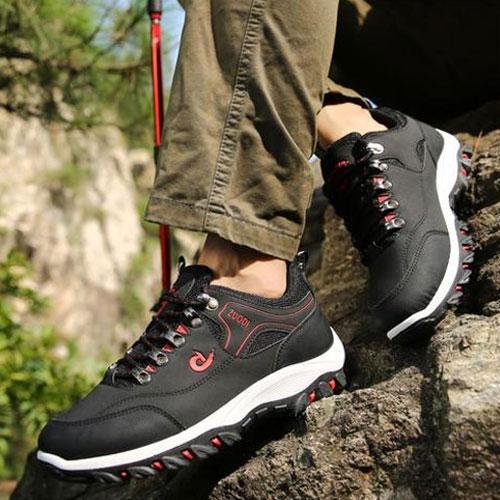 ZUODI Unisex Breathable Outdoor Runner Shoes