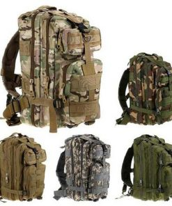 ezySurvival Waterproof 40L Dual Compartment Molle Bag